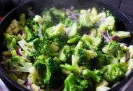 Broccoli kochen