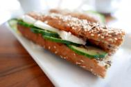 Gurkensandwich - gratis Foto zum Download | freestockgallery
